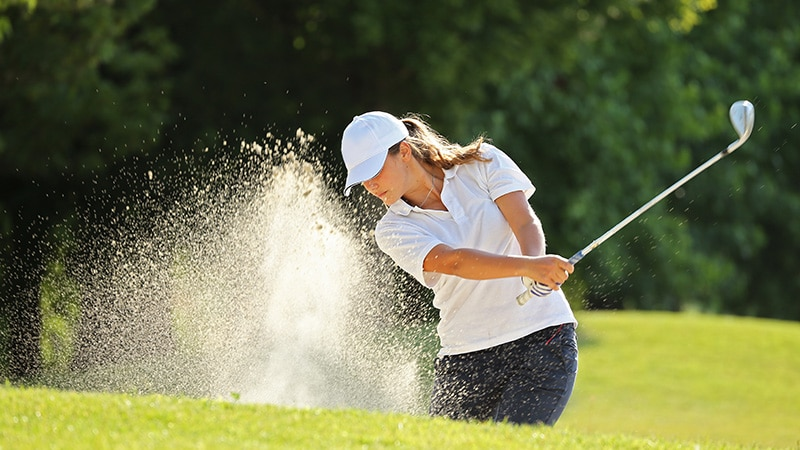 Treating Golfers Elbow - advice from the experts in muscle and joint pain